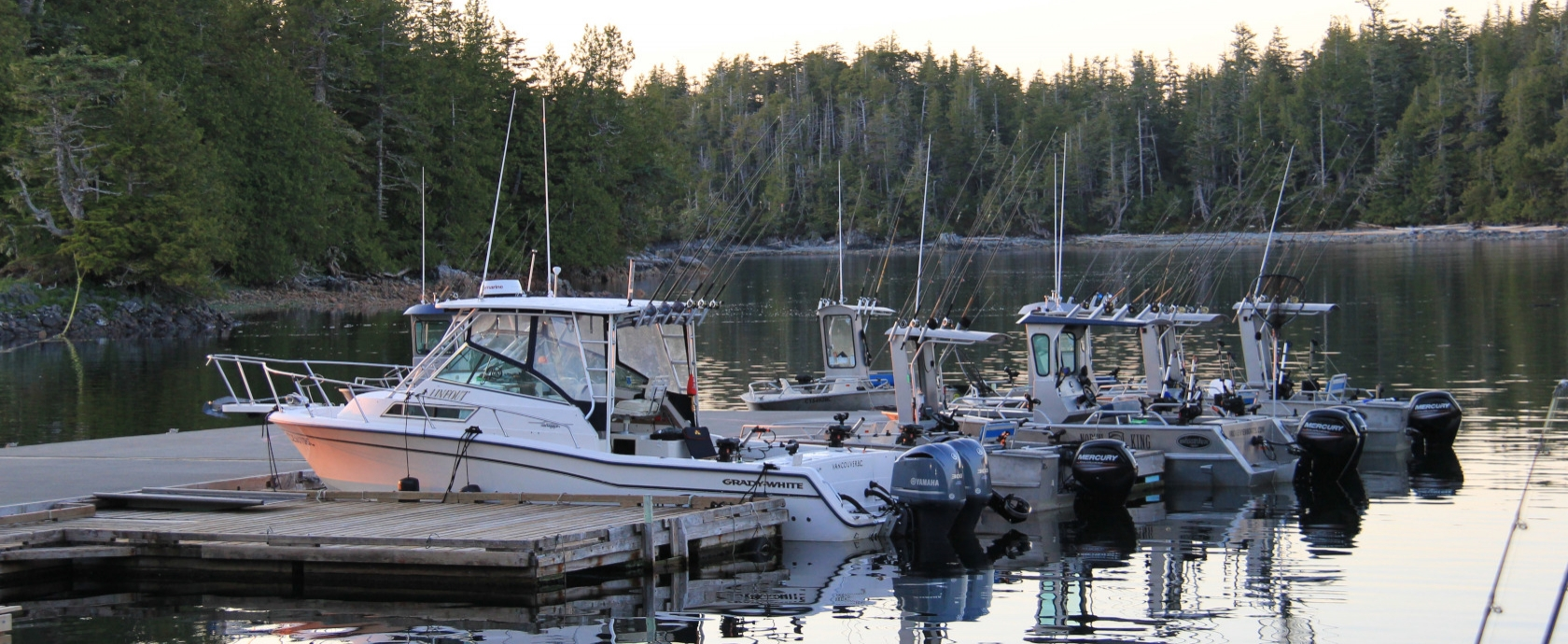 Fishing Experience - North King Lodge